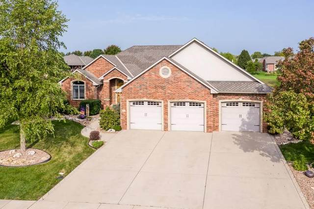 3003 Stone Lake Dr, Augusta, KS 67010 (MLS #587000) :: On The Move