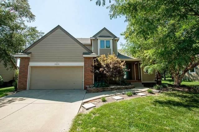 10215 E Mainsgate Rd, Wichita, KS 67226 (MLS #587007) :: Kirk Short's Wichita Home Team