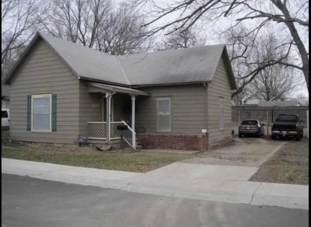 1128 N School St, Augusta, KS 67010 (MLS #587010) :: Pinnacle Realty Group