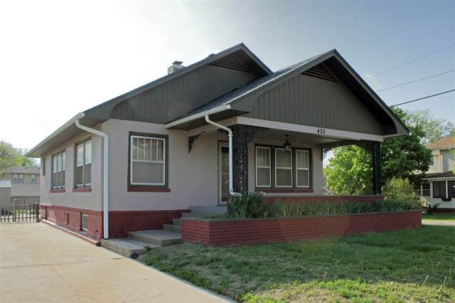 433 N High St, El Dorado, KS 67042 (MLS #587013) :: On The Move