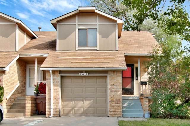 2012 N Manor, Wichita, KS 67208 (MLS #587016) :: Kirk Short's Wichita Home Team