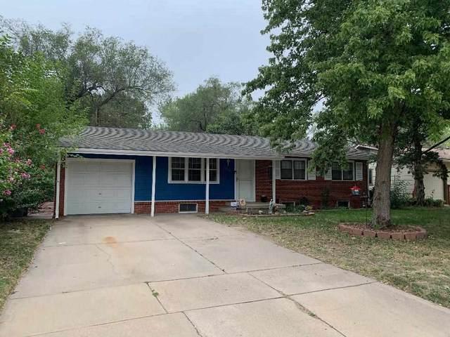 4208 W 10th St N, Wichita, KS 67212 (MLS #587018) :: Pinnacle Realty Group