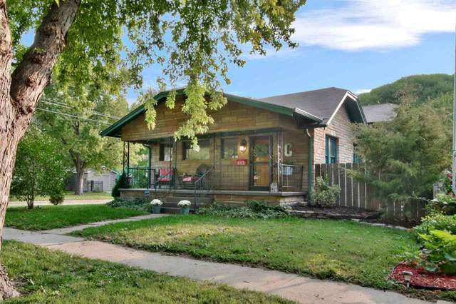 852 N Coolidge, Wichita, KS 67203 (MLS #587020) :: Keller Williams Hometown Partners