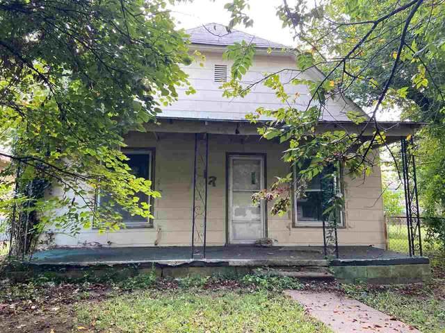 812 N 4th St, Arkansas City, KS 67005 (MLS #587024) :: Pinnacle Realty Group