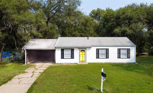 6566 N East Park View St, Park City, KS 67219 (MLS #587025) :: Preister and Partners | Keller Williams Hometown Partners