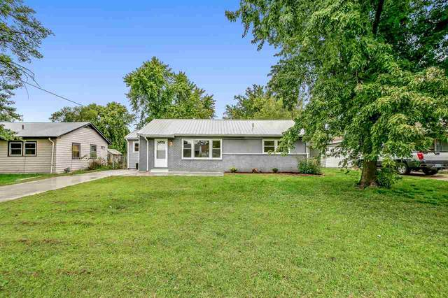502 W 2ND ST, Udall, KS 67146 (MLS #587036) :: On The Move