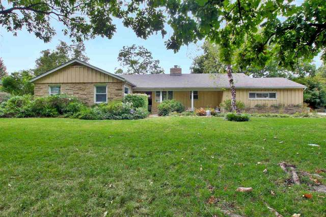 243 S Brookside Drive, Wichita, KS 67218 (MLS #587037) :: On The Move