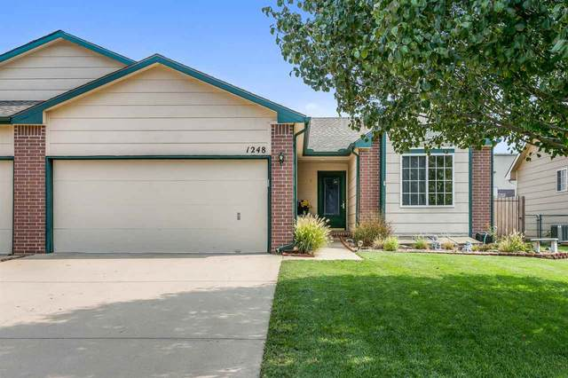 1248 N Sunset Dr, Derby, KS 67037 (MLS #587042) :: On The Move