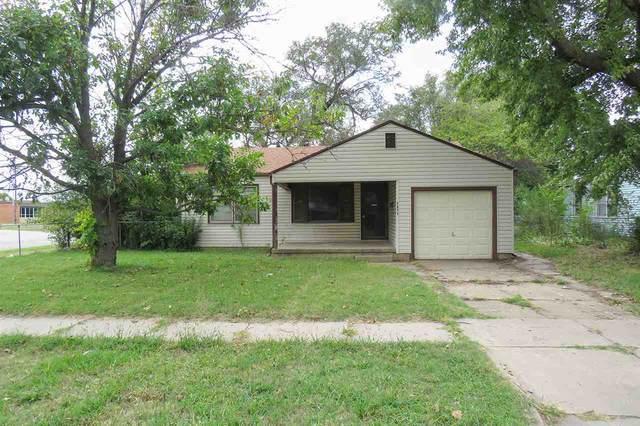 2351 S Millwood St, Wichita, KS 67213 (MLS #587048) :: On The Move
