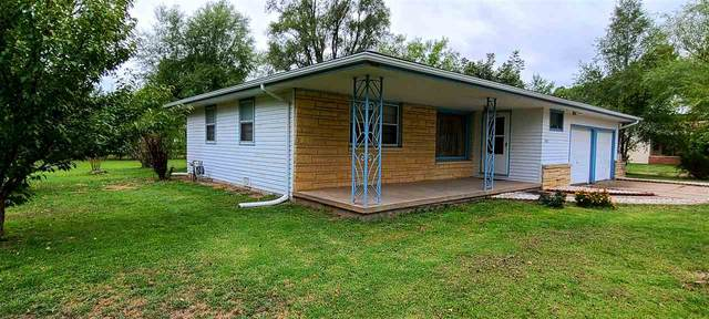 7001 W Montezuma Rd, Wichita, KS 67209 (MLS #587052) :: On The Move