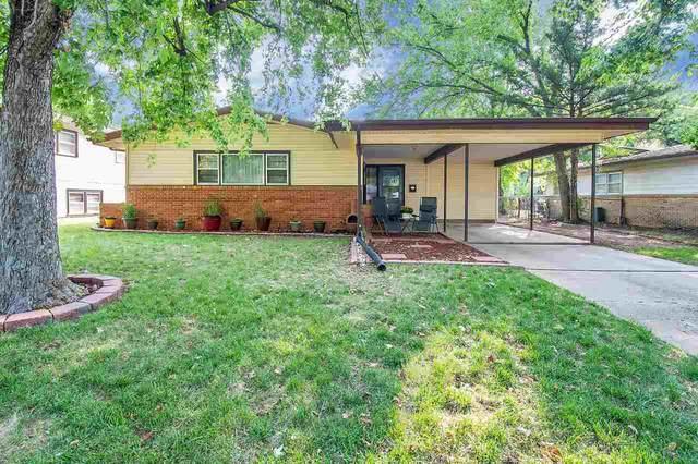 1914 N Westridge Dr, Wichita, KS 67203 (MLS #587054) :: On The Move