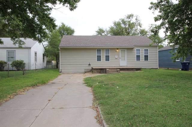 1646 S Vine, Wichita, KS 67213 (MLS #587056) :: On The Move