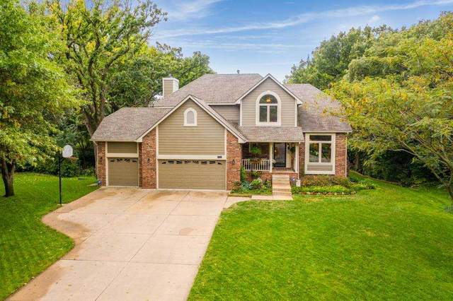 1307 E Kay Street, Derby, KS 67037 (MLS #587060) :: On The Move