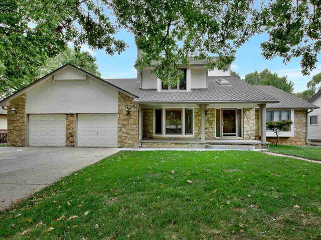 119 S Muirfield St, Wichita, KS 67209 (MLS #587066) :: Keller Williams Hometown Partners