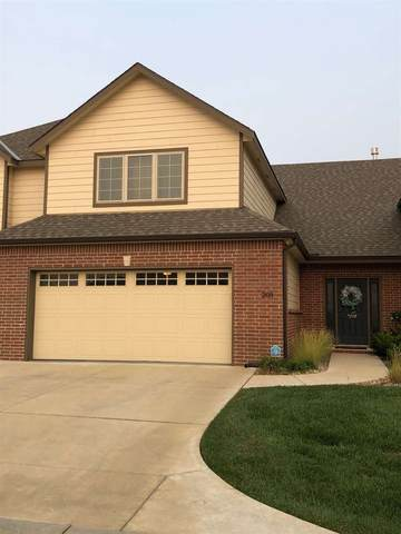 818 Mccloud Cir Unit 208, Andover, KS 67002 (MLS #587073) :: Kirk Short's Wichita Home Team
