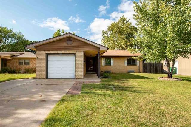 8238 E Levitt, Wichita, KS 67207 (MLS #587078) :: Graham Realtors