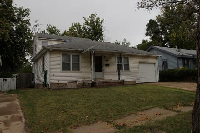 2219 S Main St, Wichita, KS 67213 (MLS #587083) :: Keller Williams Hometown Partners