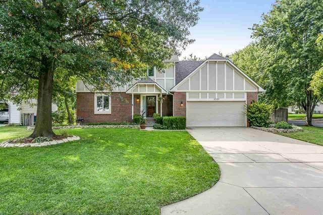 2337 N Stoneybrook Ct, Wichita, KS 67226 (MLS #587106) :: Keller Williams Hometown Partners