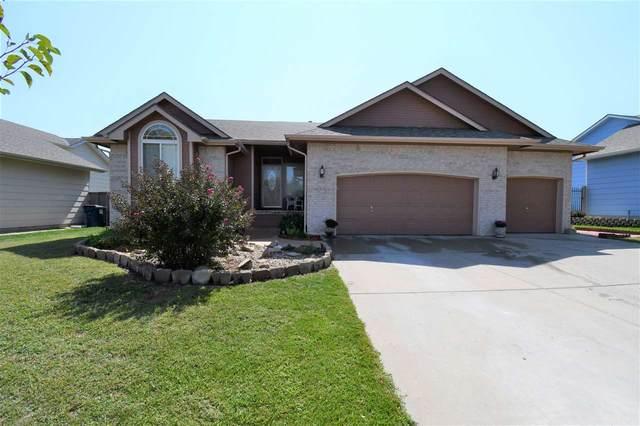 14105 W Sheriac St, Wichita, KS 67235 (MLS #587113) :: Preister and Partners | Keller Williams Hometown Partners