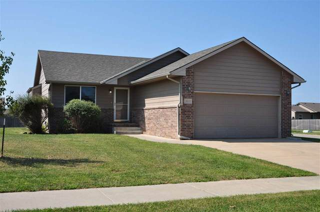 3113 N Nancy Ln, Derby, KS 67037 (MLS #587117) :: On The Move