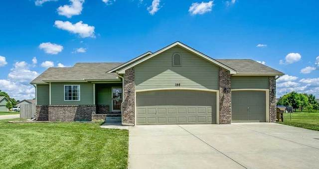 168 N Longhorn Ct., Clearwater, KS 67026 (MLS #587119) :: Graham Realtors