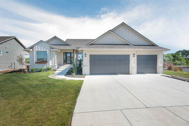 8404 E 33rd St S, Wichita, KS 67210 (MLS #587122) :: Keller Williams Hometown Partners