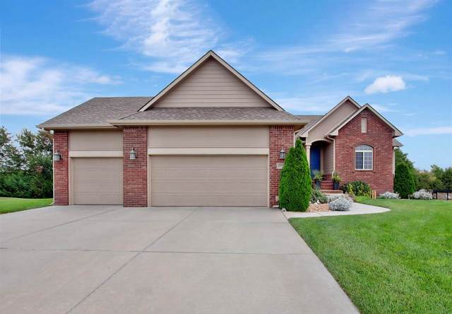 3250 N Shefford St, Wichita, KS 67205 (MLS #587129) :: Graham Realtors