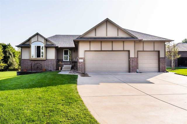 6414 N Richmond St, Wichita, KS 67204 (MLS #587146) :: Jamey & Liz Blubaugh Realtors