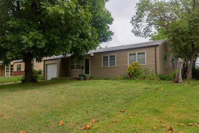 2338 S Dellrose, Wichita, KS 67218 (MLS #587151) :: Preister and Partners   Keller Williams Hometown Partners