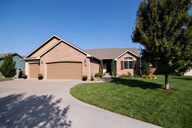436 S Clear Creek Ct, Clearwater, KS 67026 (MLS #587163) :: Graham Realtors