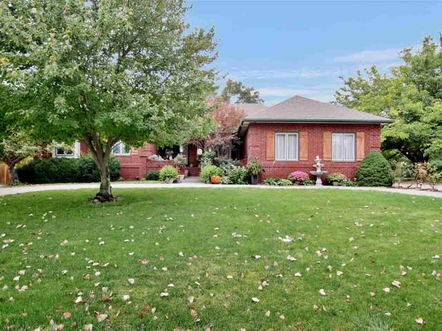 14909 E Balsam Cir., Wichita, KS 67230 (MLS #587166) :: Keller Williams Hometown Partners