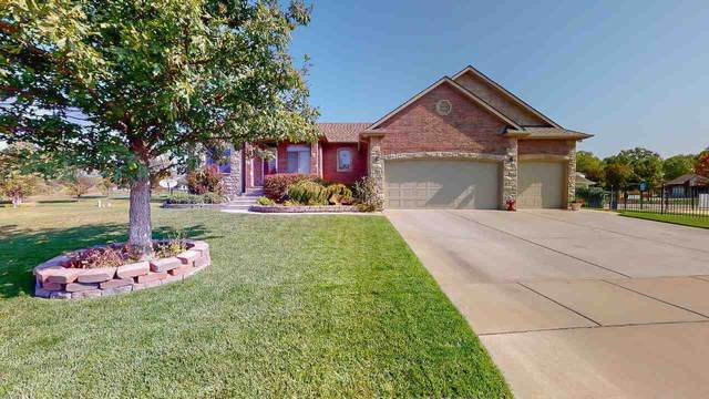 1319 S Fawnwood Ct, Wichita, KS 67235 (MLS #587171) :: Keller Williams Hometown Partners