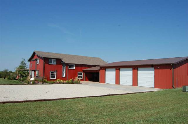 11510 S 180TH, Rose Hill, KS 67133 (MLS #587176) :: Keller Williams Hometown Partners