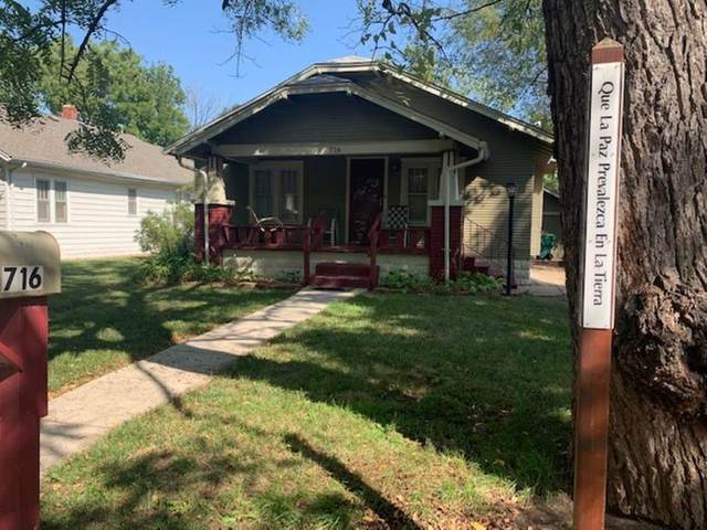 716 S Chautauqua, Wichita, KS 67211 (MLS #587183) :: Preister and Partners | Keller Williams Hometown Partners