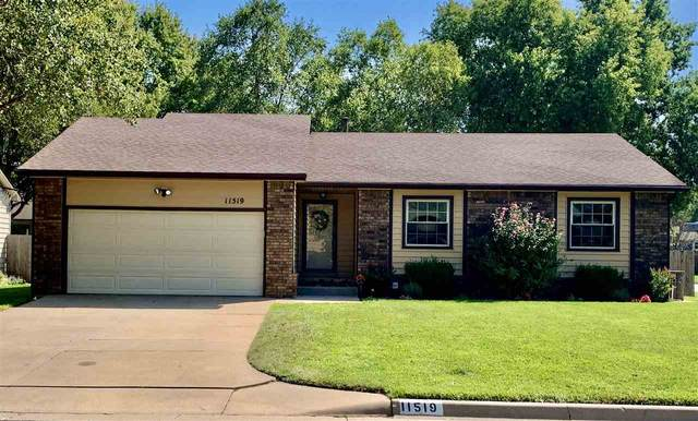 11519 W Birch Ln, Wichita, KS 67212 (MLS #587188) :: Preister and Partners | Keller Williams Hometown Partners
