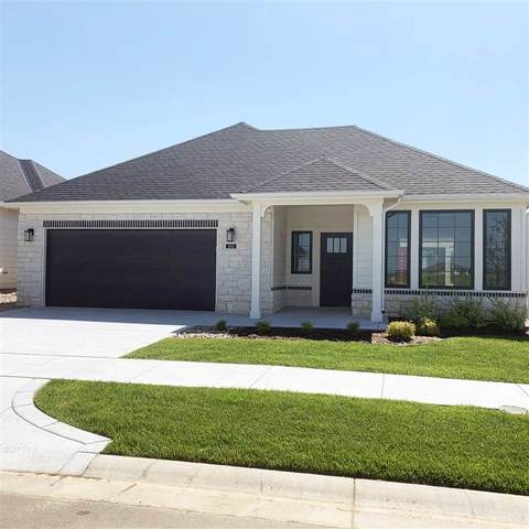 3722 N Bedford, Wichita, KS 67226 (MLS #587199) :: On The Move