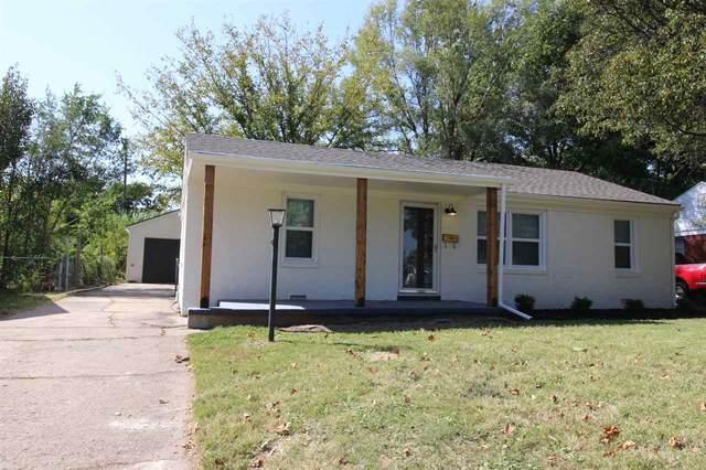 1139 N Woodlawn Blvd, Derby, KS 67037 (MLS #587201) :: Pinnacle Realty Group
