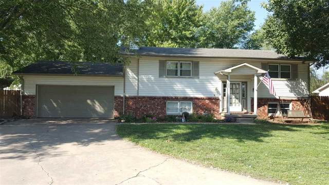 1625 N Pin Oak, Rose Hill, KS 67133 (MLS #587205) :: Pinnacle Realty Group