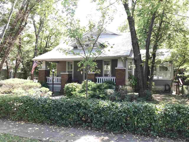 729 W Ash Ave, El Dorado, KS 67042 (MLS #587207) :: Kirk Short's Wichita Home Team