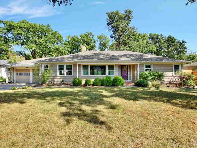 138 S Parkwood Ln, Wichita, KS 67206 (MLS #587213) :: Pinnacle Realty Group
