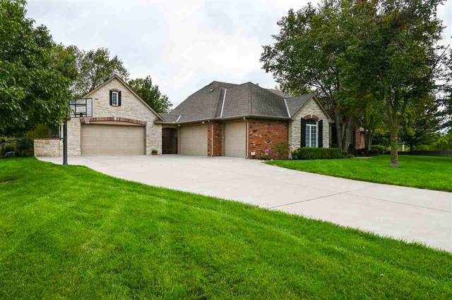 14411 E Spring Valley Cir, Wichita, KS 67230 (MLS #587225) :: Keller Williams Hometown Partners