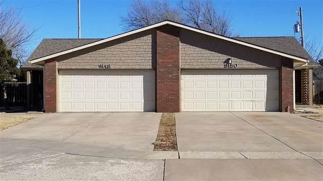9148 E Funston Ct 9150 E. Funston, Wichita, KS 67207 (MLS #587236) :: Kirk Short's Wichita Home Team