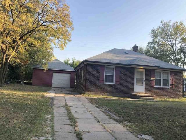 2801 E Shadybrook St, Wichita, KS 67214 (MLS #587248) :: Graham Realtors
