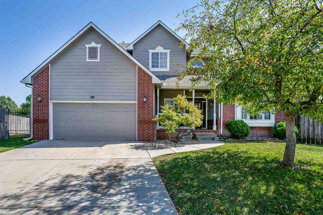 415 Country Hills Ct, Augusta, KS 67010 (MLS #587272) :: On The Move