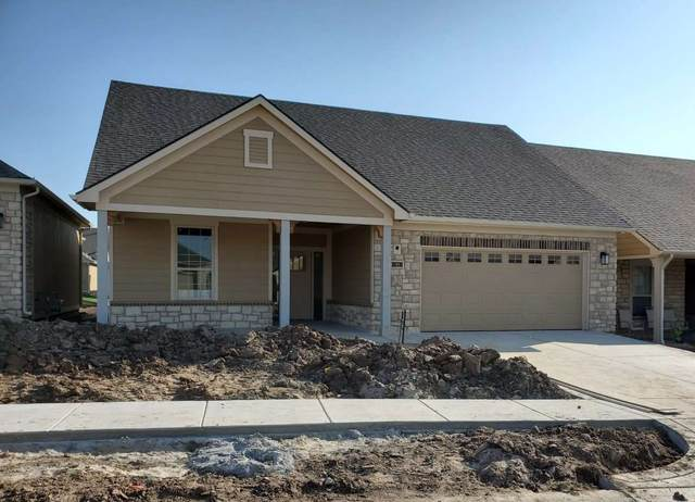 919 E Clearlake, Derby, KS 67037 (MLS #587274) :: On The Move