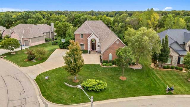 1651 S Logan Pass, Andover, KS 67002 (MLS #587311) :: Preister and Partners | Keller Williams Hometown Partners