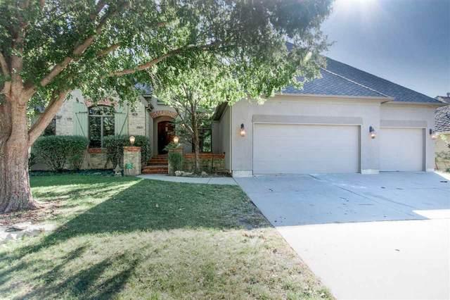 166 N Belle Terre St, Wichita, KS 67230 (MLS #587316) :: Graham Realtors