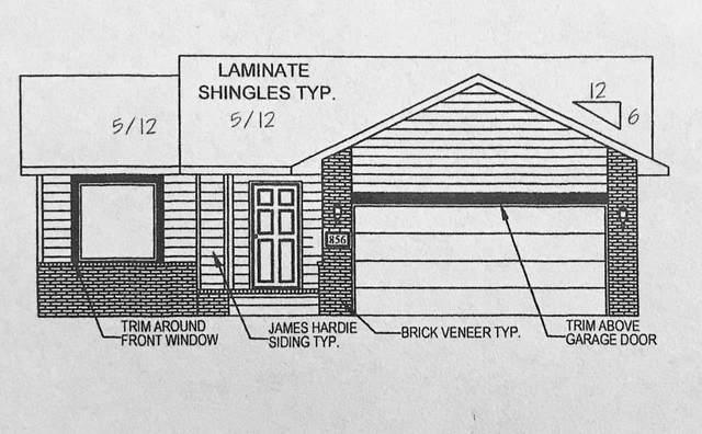 856 S Cattail Circle, Haysville, KS 67060 (MLS #587319) :: Preister and Partners | Keller Williams Hometown Partners