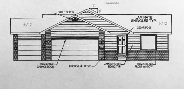 2228 Country Lakes, Haysville, KS 67060 (MLS #587321) :: Preister and Partners | Keller Williams Hometown Partners