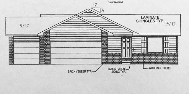 844 S Cattail Circle, Haysville, KS 67060 (MLS #587323) :: Preister and Partners | Keller Williams Hometown Partners